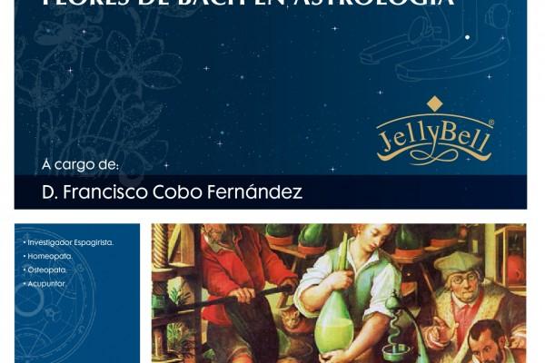 Seminario Flores Bach en Astrologia y presentacion curso Comovaloracion