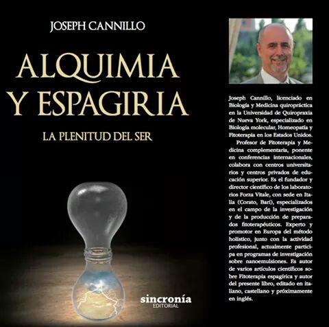 Alquimia y Espagiria, la plenitud del ser