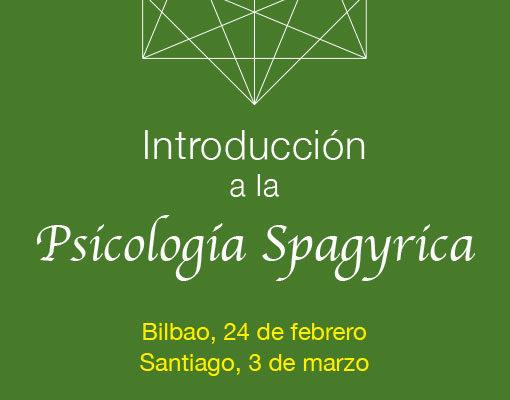 Portada Seminario Introducción a la Psicología Spagyrica