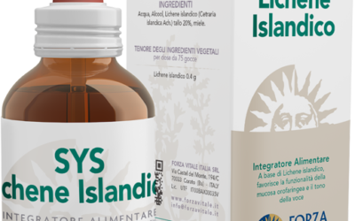 SYS Lichene islandico