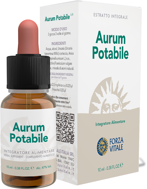 Aurum Potabile®