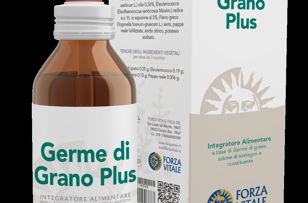 Germe di Grano Plus