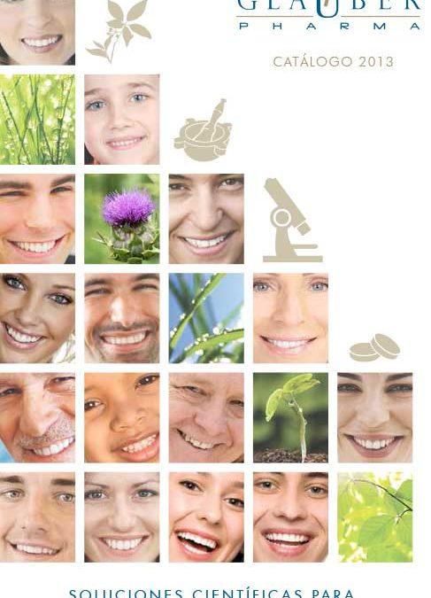 Catálogo Glauber Pharma